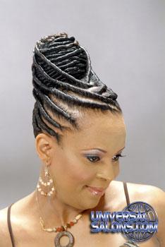 TWIST HAIR STYLES__ From___ MONEK ANTIGNAC!!!!!