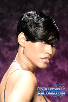 Short Hair Styles From Patricia Clinkscales