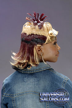 FANTASY HAIR STYLES__ From  __ TONY ERVIN!!!!
