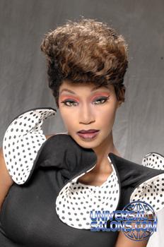 SHORT HAIR STYLES from Denise Jones Miller