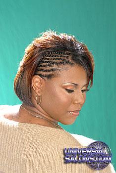 MEDIUM HAIR STYLES from__ RASHEEDA CLARK!!!