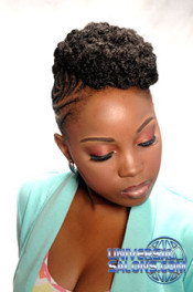 NATURAL HAIR STYLES from Shakia Allen