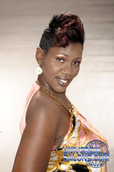 SHORT HAIR STYLES_____from____Kanitra Barrett!!!!