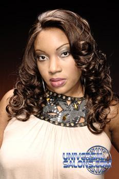 LONG HAIR STYLES from@_@_#@_#@@De'Nisha Aiken
