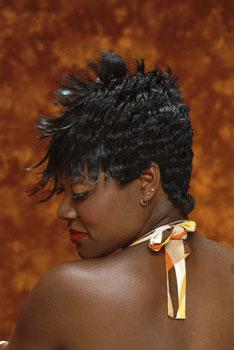 SHORT HAIR STYLES from_@@@ TISHA BUNTING
