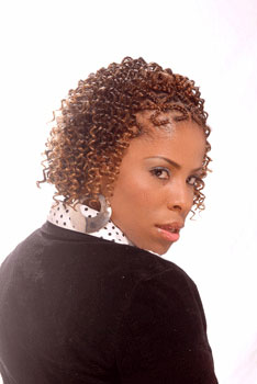 NATURAL HAIR STYLES from ADRIENNE FLATEAU