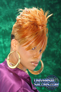 MOHAWK HAIR STYLES from>>>>>>COREY ROBINSON