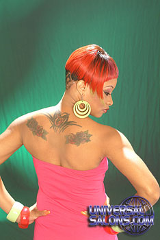 COLOR HAIR STYLES_@# from_ COREY ROBINSON