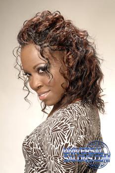 CURLY HAIR STYLES______from_____Ange Nancy Kouakou!!!!
