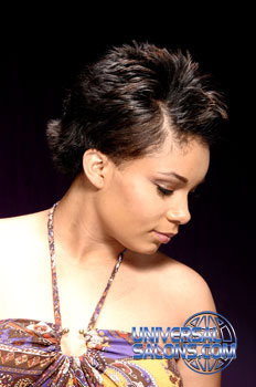 SHORT HAIR STYLES_______from_______ASHLEY BARRIER!!!!!