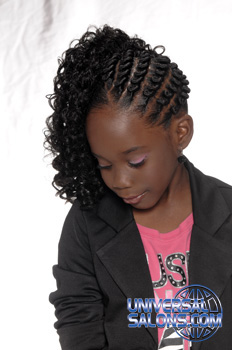 kid styles universal salons hairstyle and hair salon