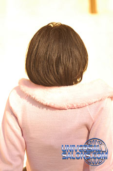 Back View: Mid-Length Bob Hairstyles