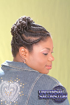 NATURAL HAIR STYLES__from__@ URSULA KERSHAW