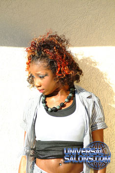 CURLY HAIR STYLES FROM CONSTANCE PURNELL!!