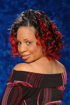 CURLY HAIR STYLES__From__@ TWILA WARE!!!!