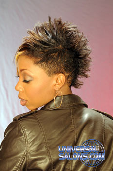 MOHAWK HAIR STYLES___from____CHONDRA WILSON