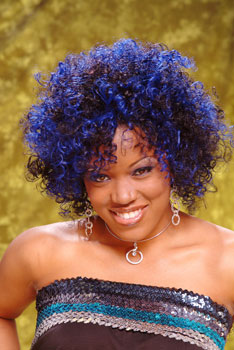 COLOR HAIR STYLES from JACKIE EVANS