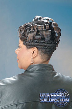 PROFESSIONAL HAIR STYLES from__!ALFREDA CARROL