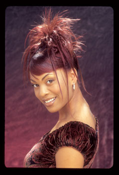 PONYTAIL HAIR STYLES from@ARETHA TURNER…