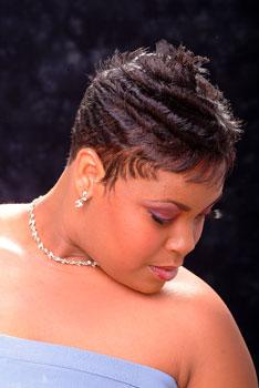 SHORT HAIR STYLES from MONIKA PARHAM