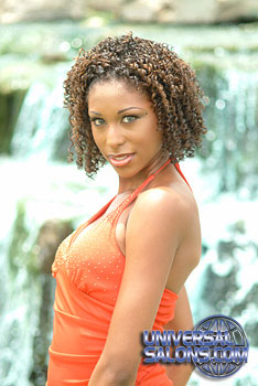 CURLY HAIR STYLES from TYCHELLE HOWARD
