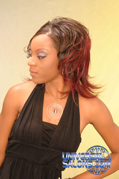FLIP HAIR STYLES__from____KEYONA WISE!!!
