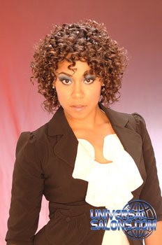 CURLY HAIR STYLES from_____TYCHELLE HOWARD