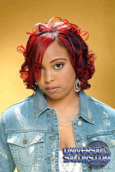COLOR HAIR STYLES from KARECA WRIGHT