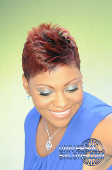 SHORT HAIR STYLES from BRITTNEY SHORTER