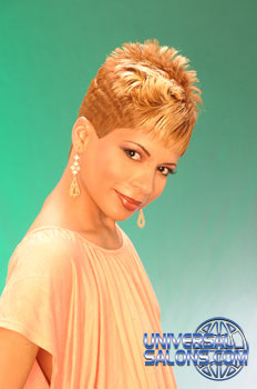 SHORT HAIR STYLES from CHERIA BROWN