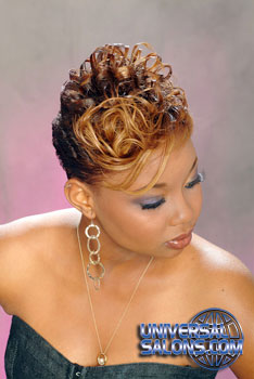 SHORT HAIR STYLES from LASHANDA JONES