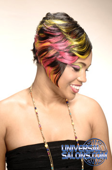 COLOR HAIR STYLES____from____Iris Slade!!!