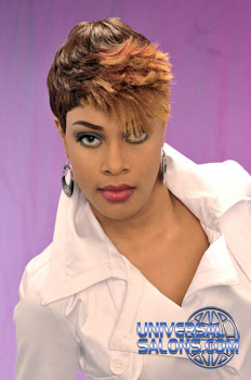 SHORT HAIR STYLES from QUICY BRYCE