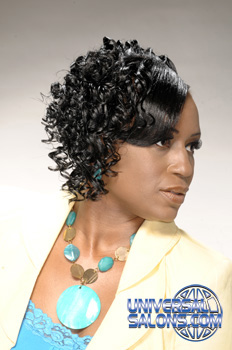 CURLY HAIR STYLES_____from_____Tierra Green!!!!