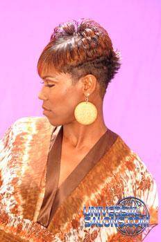SHORT HAIR STYLES____from_____LASHONDA HOWARD!!!!