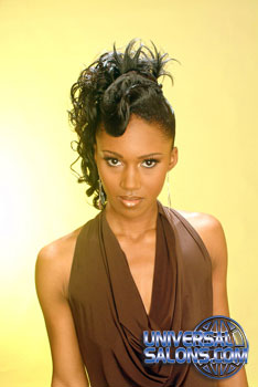 PONYTAIL HAIR STYLES from_______CARLA HARRIS