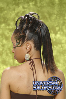 PONYTAIL HAIR STYLES__ from__ @ AGATHA MARTIN-GRIMES!!!!
