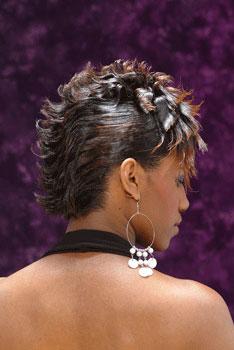 MOHAWK HAIR STYLES__From____#REGINA HORTON!!