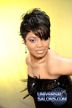 SHORT HAIR STYLES from KATRICE THOMPKINS