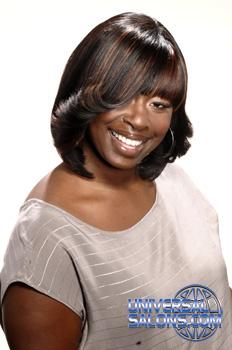 MEDIUM HAIR STYLES from Monica Jones