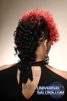 MOHAWK HAIR STYLES From Monica Robinson O Universal Salons Hairstyle
