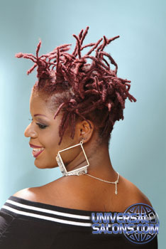 NATURAL HAIR STYLES from_@# CHAVALA WILKERSON
