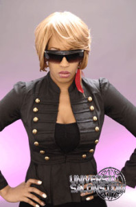 Short Bob Hairstyle with Hair Color from Marcus Doss