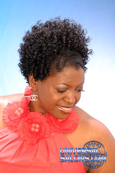 NATURAL HAIR STYLES__from___REGINALD MACK!!