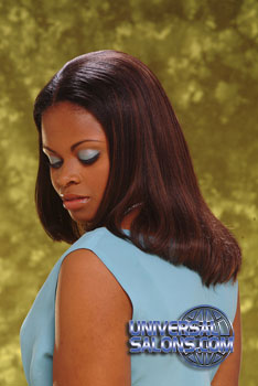 MEDIUM HAIR STYLES from NANCY HAMILTON
