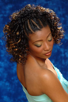 CURLY HAIR STYLES from_@@. TAMMY B. HEROD