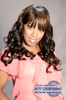 LONG HAIR STYLES from________PAULETTE EDWARDS