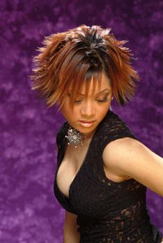 MEDIUM HAIR STYLES from RENEA SMITH