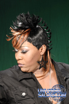 MOHAWK HAIR STYLES____from_____Olga Browne!!!!