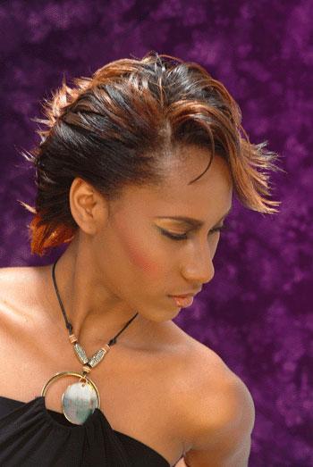 MOHAWK HAIR STYLES from DRE' RAMSEUR BLANTON